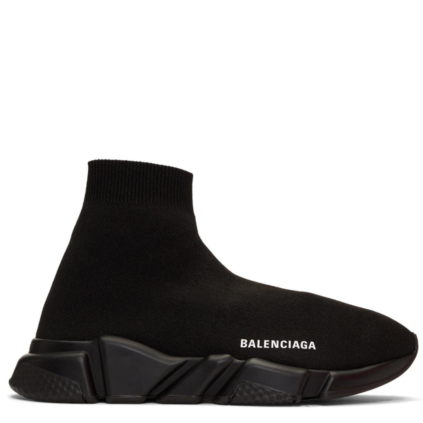 Balenciaga Speed Trainer Black | ARIANNO