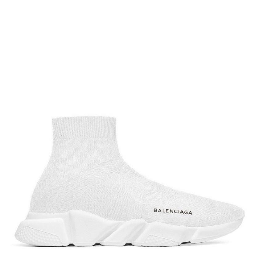 Balenciaga Speed Trainer White   ARIANNO