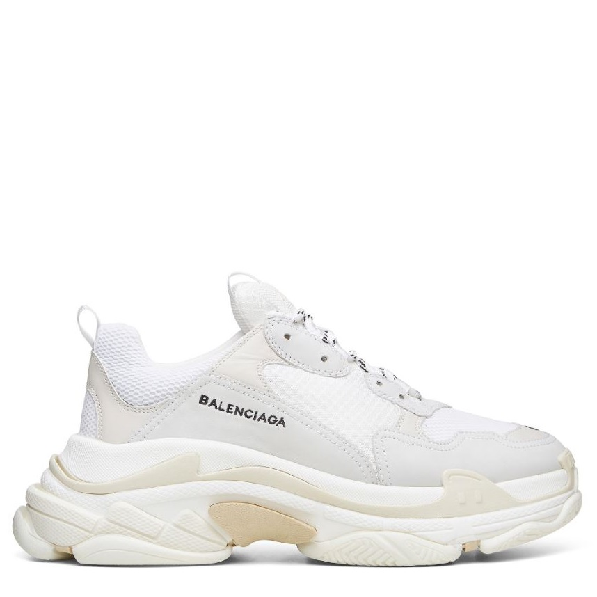 Balenciaga Triple S White | ARIANNO